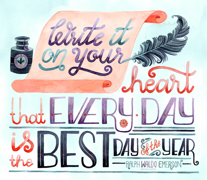Emerson+-Every+Day+is+the+Best+Day-+by+Becca+Cahan